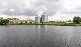 baza magazynowo-suszarnicza okolice Karolewa